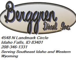 2017 Berggren Diesel logo 2
