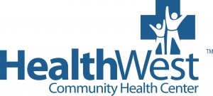 2017 Health West logo