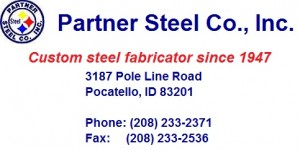 Partner Steel logo 2